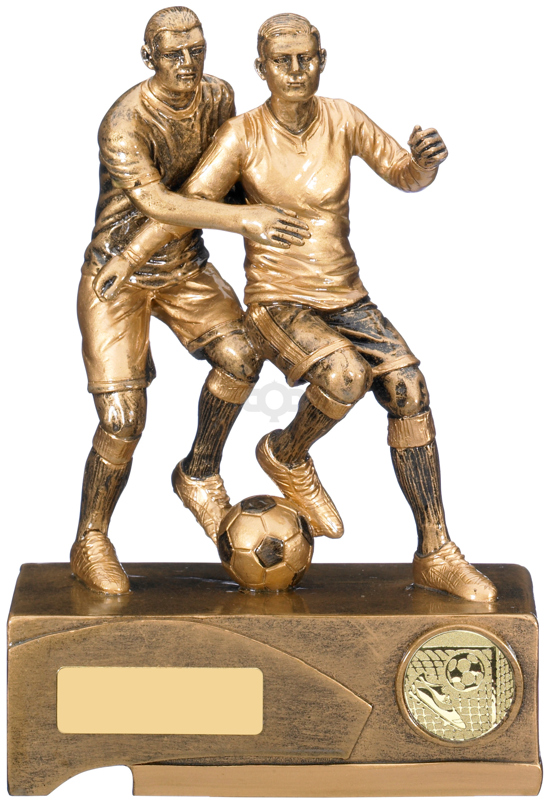 Defiance Football Tackle Trophy