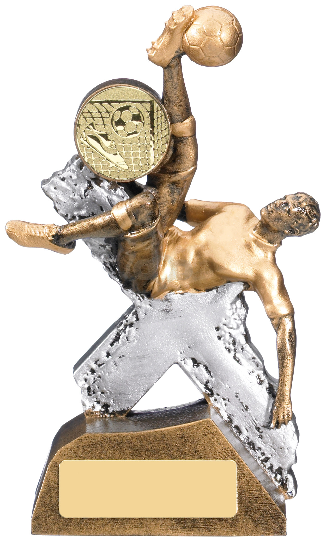 Extreme Male Football Trophy