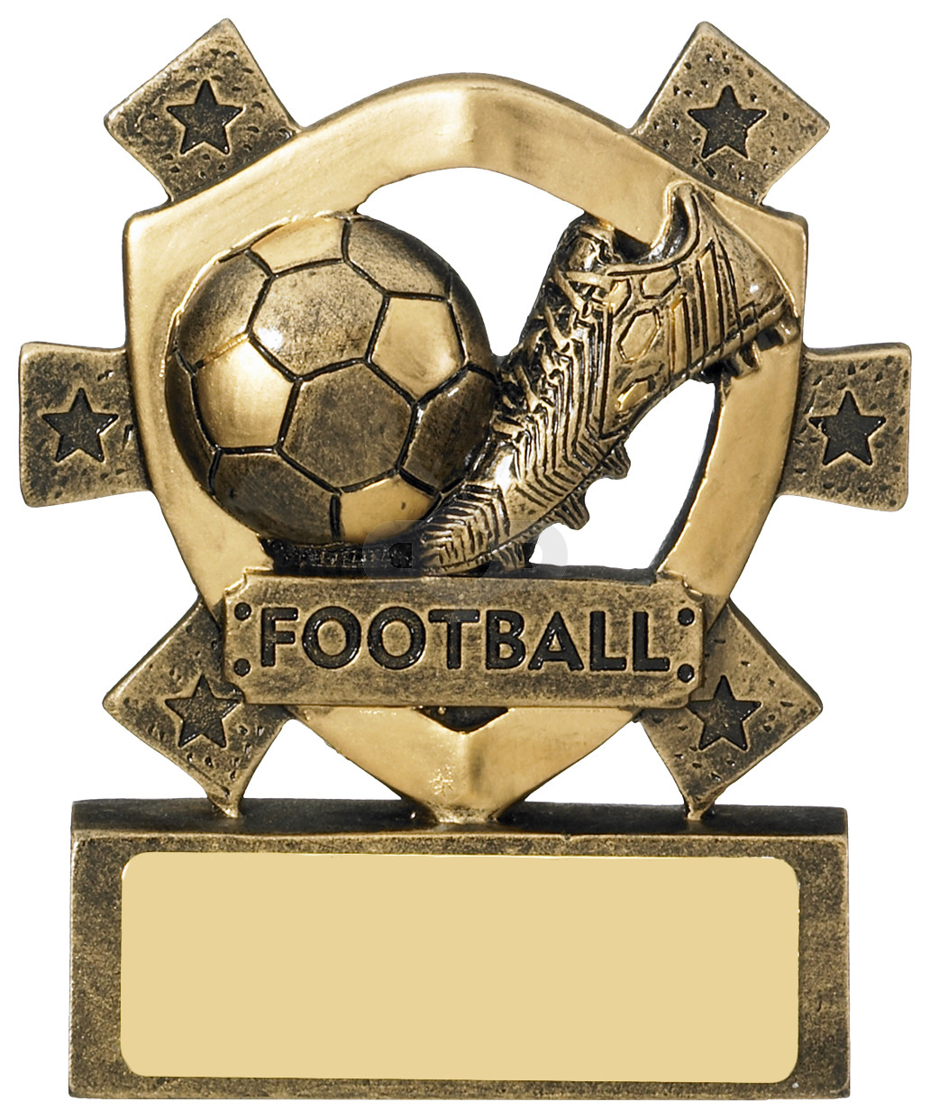 Football Mini Shield