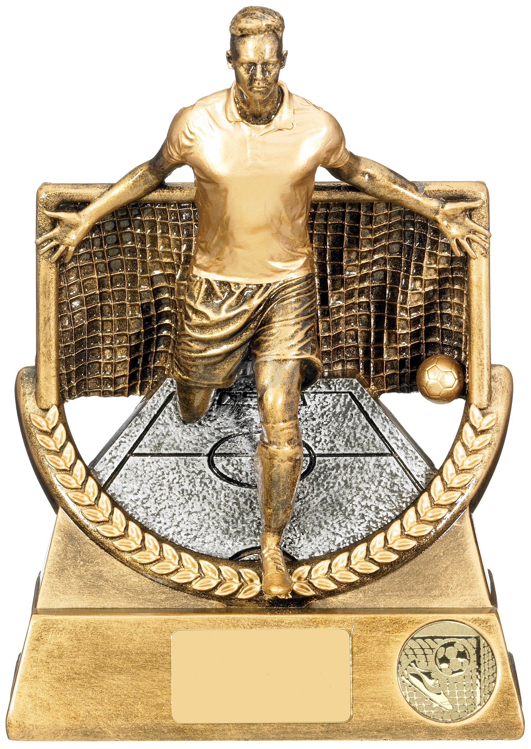 Super Triumph Male Football Trophy