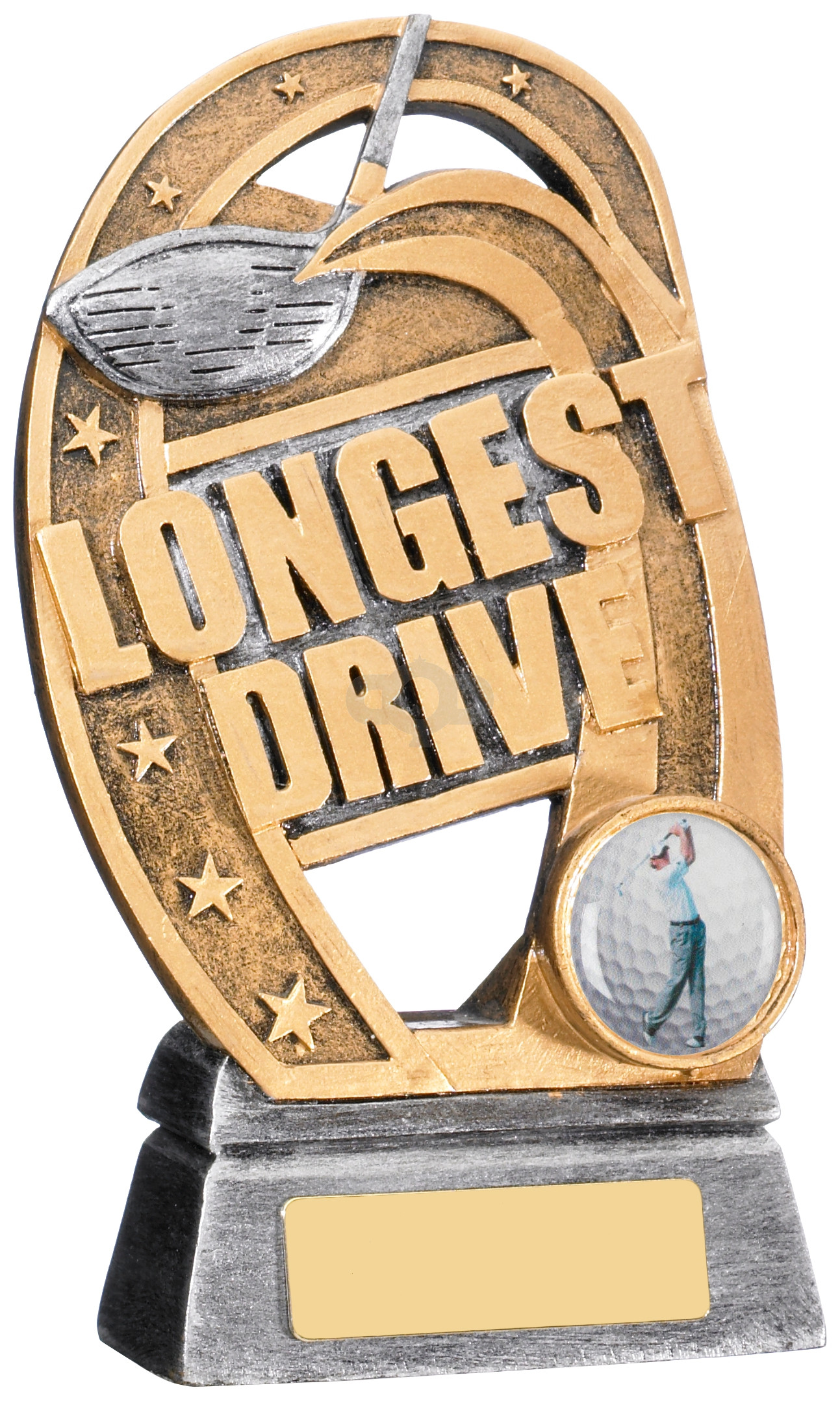Golf Longest Drive Award