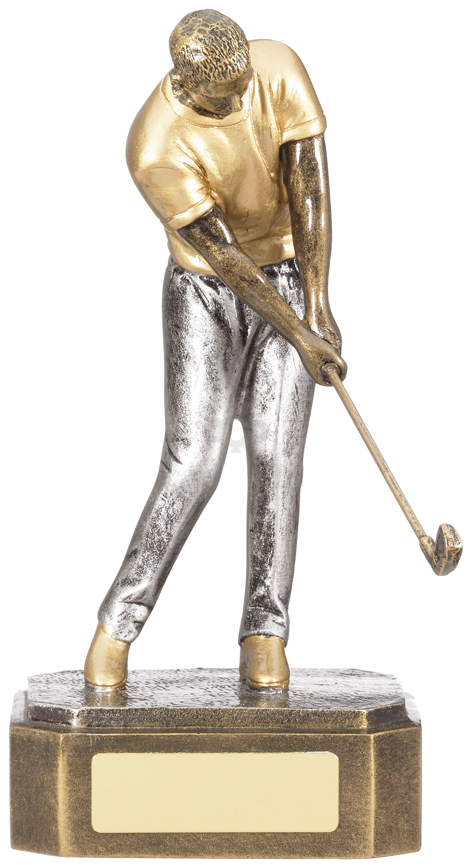 Golf Male Figure Award