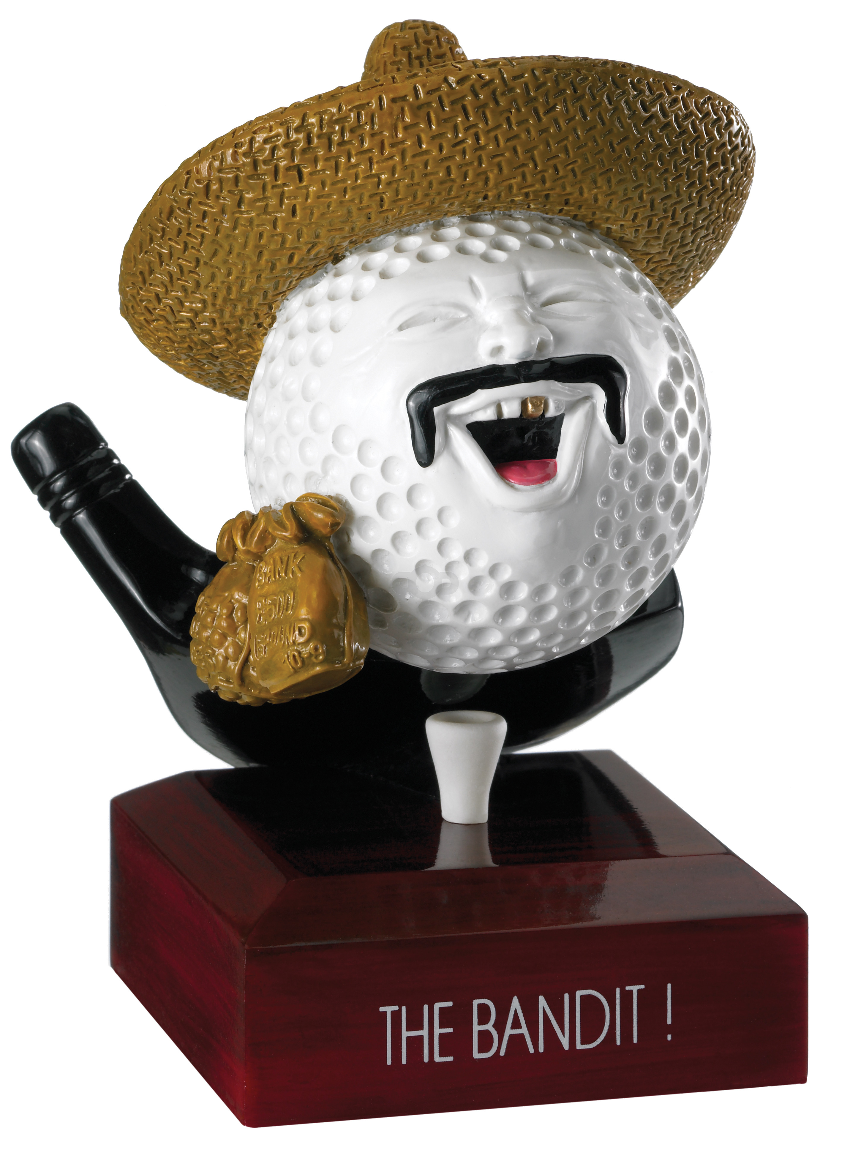 Golf The Bandit Award