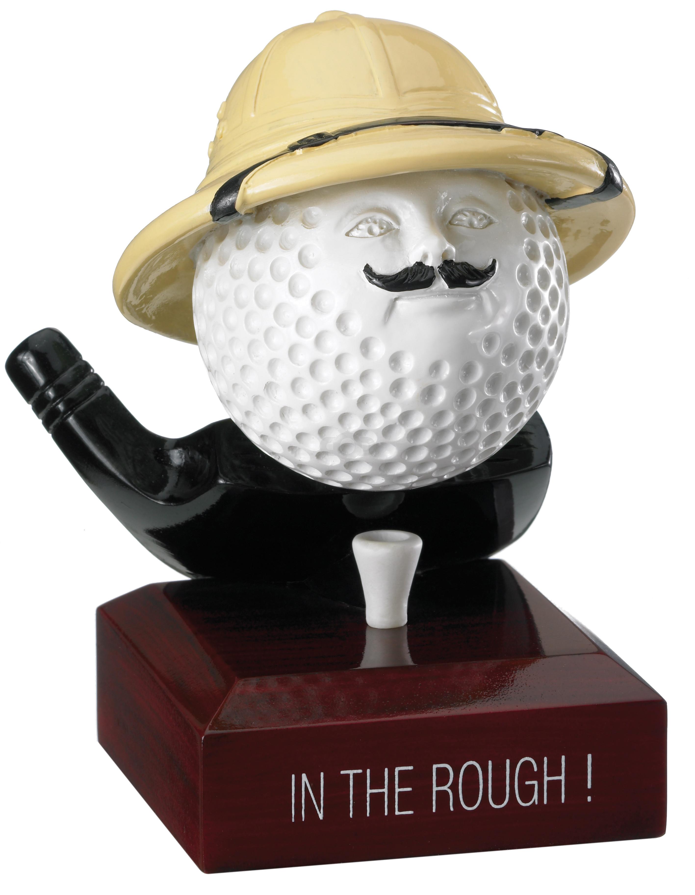 Golf In The Rough Award