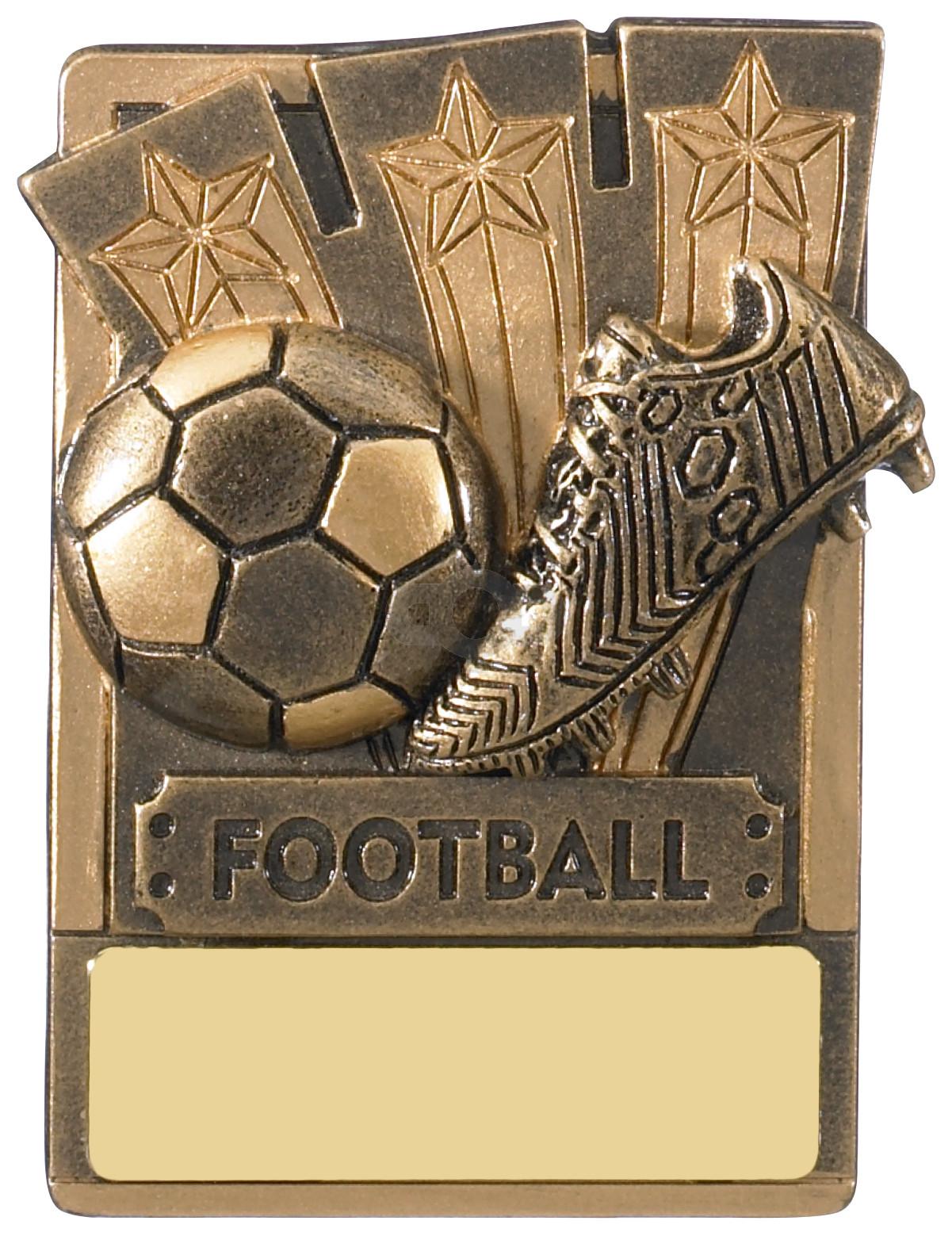 Magnetic Football Fridge Magnet