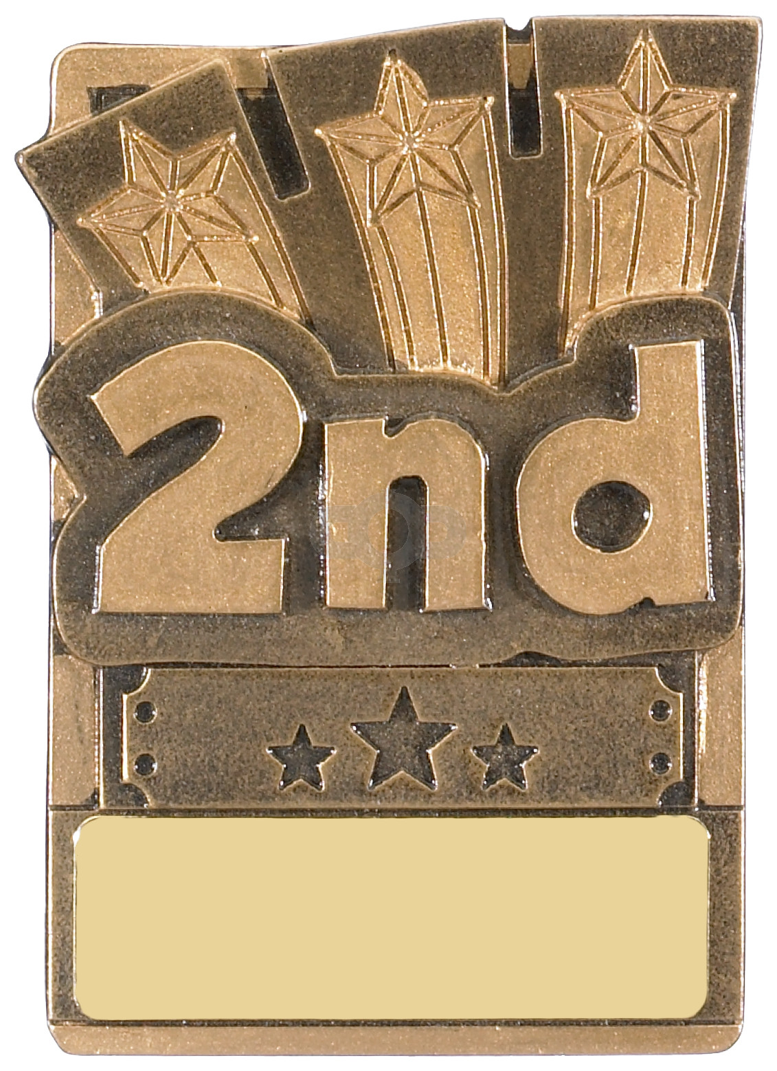 Mini Magnetic 2Nd Place Award