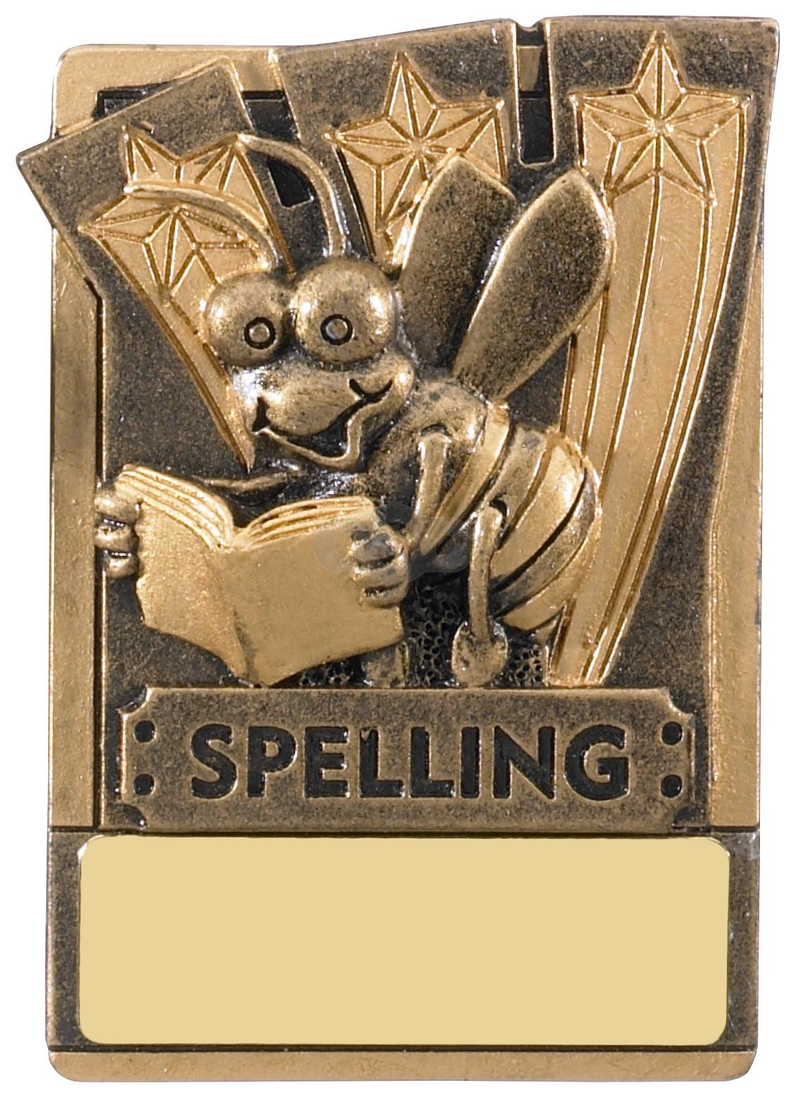 Mini Magnetic Spelling Award