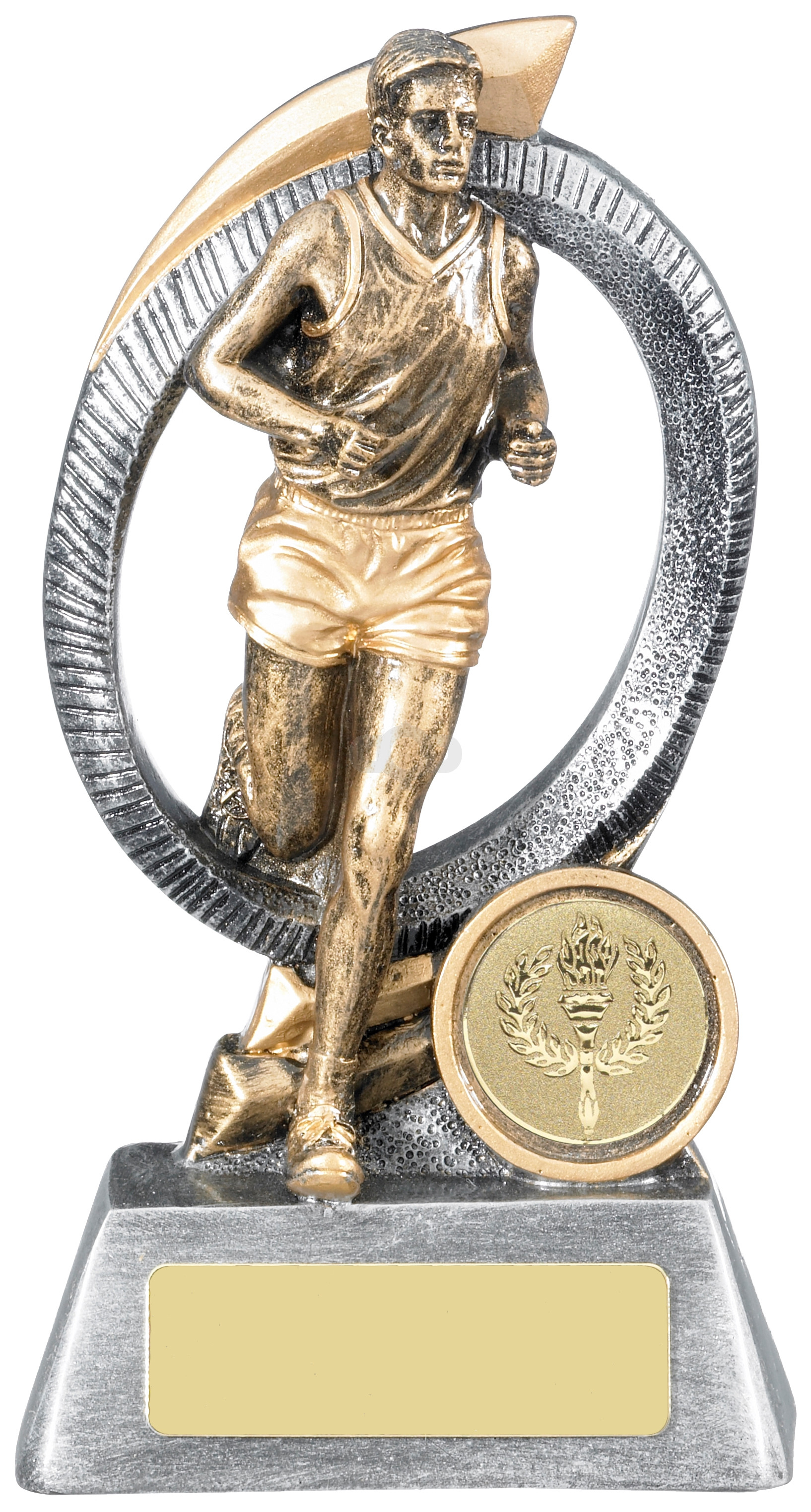 Male Runner Trophy