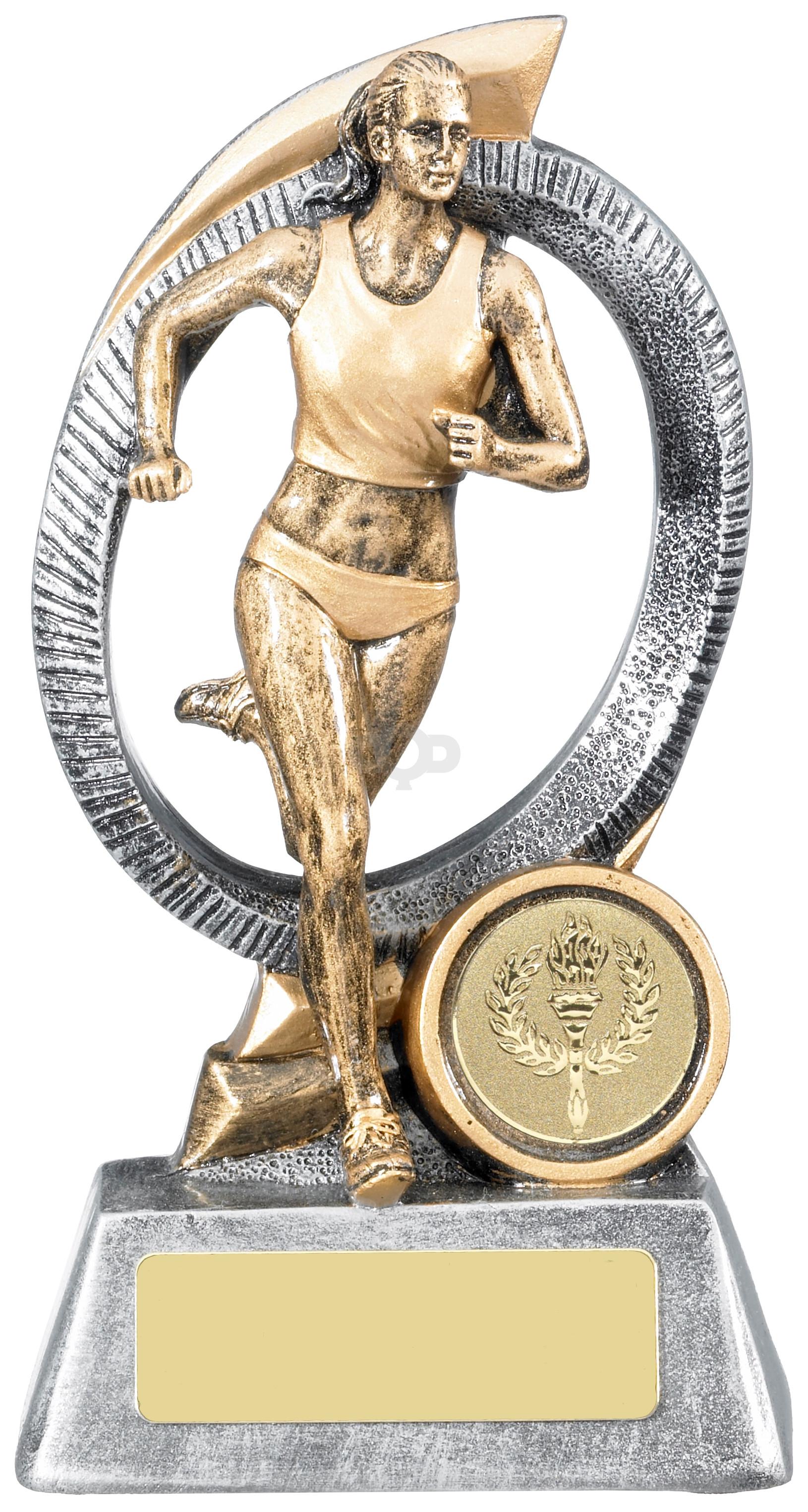 Female Runner Trophy