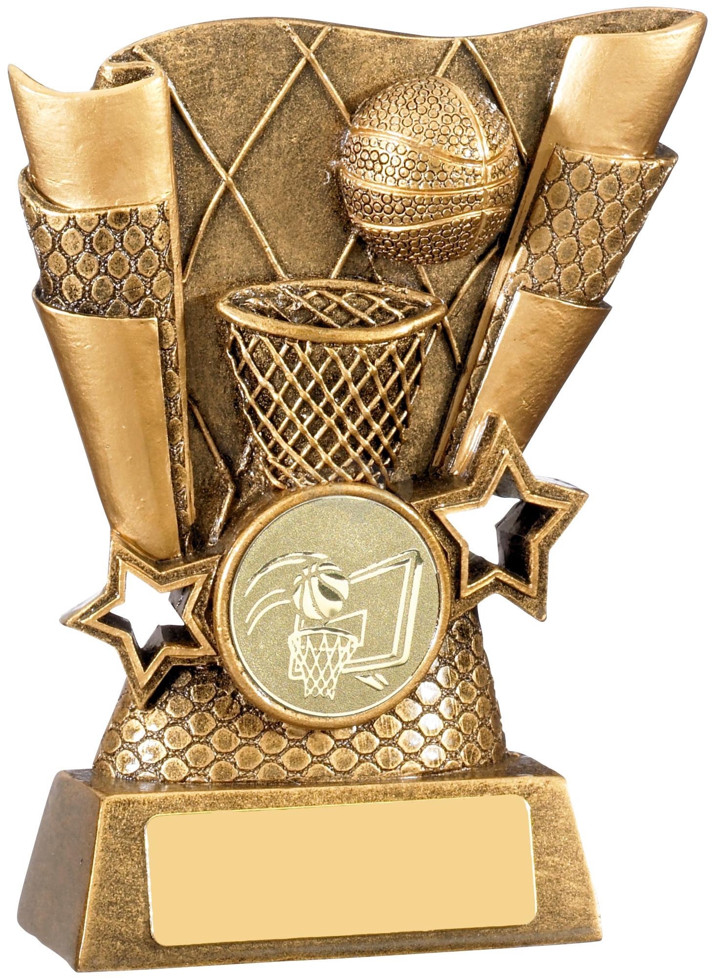 Basketball Scene Award