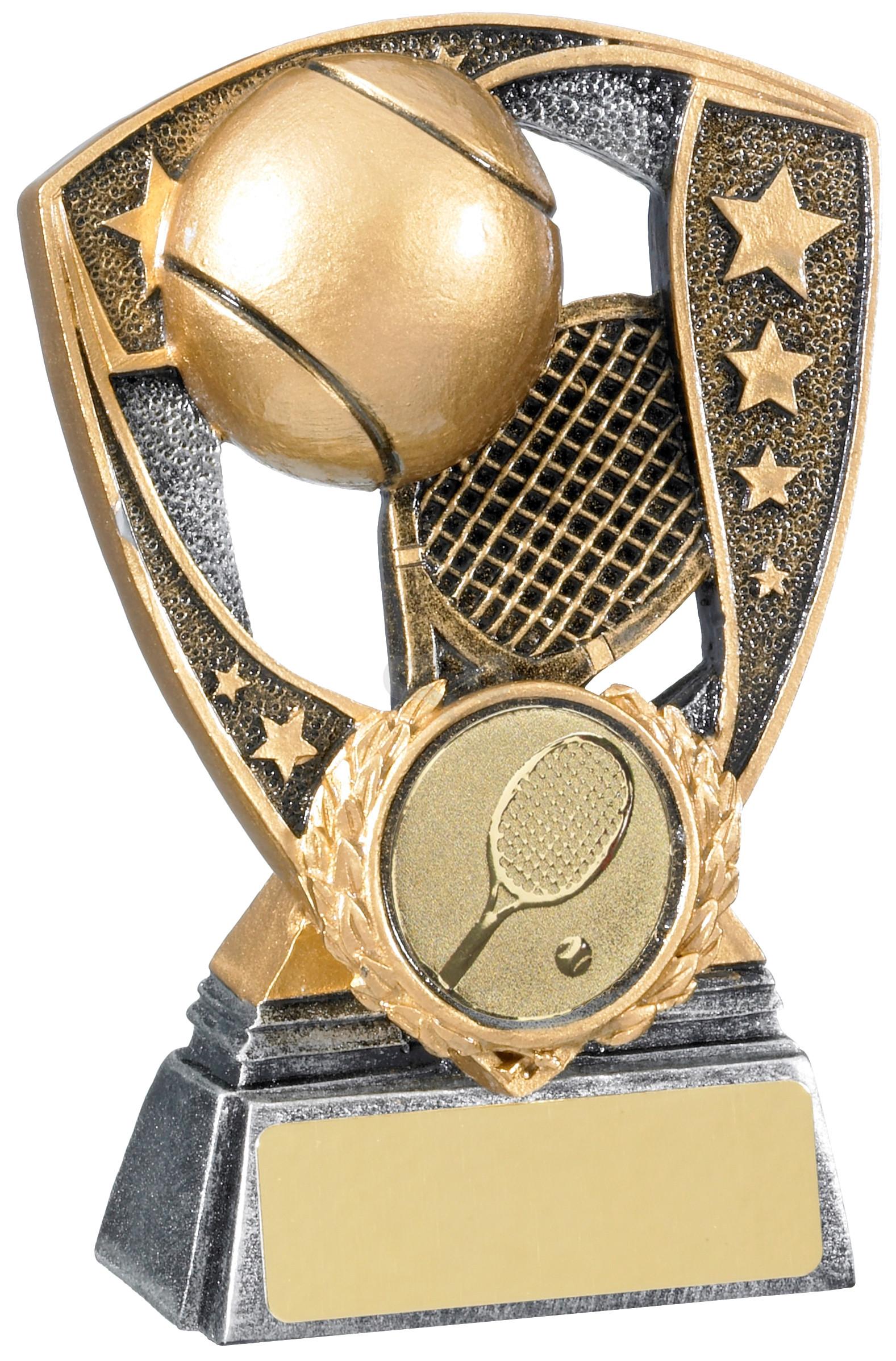 Tennis Ball & Rachet Award
