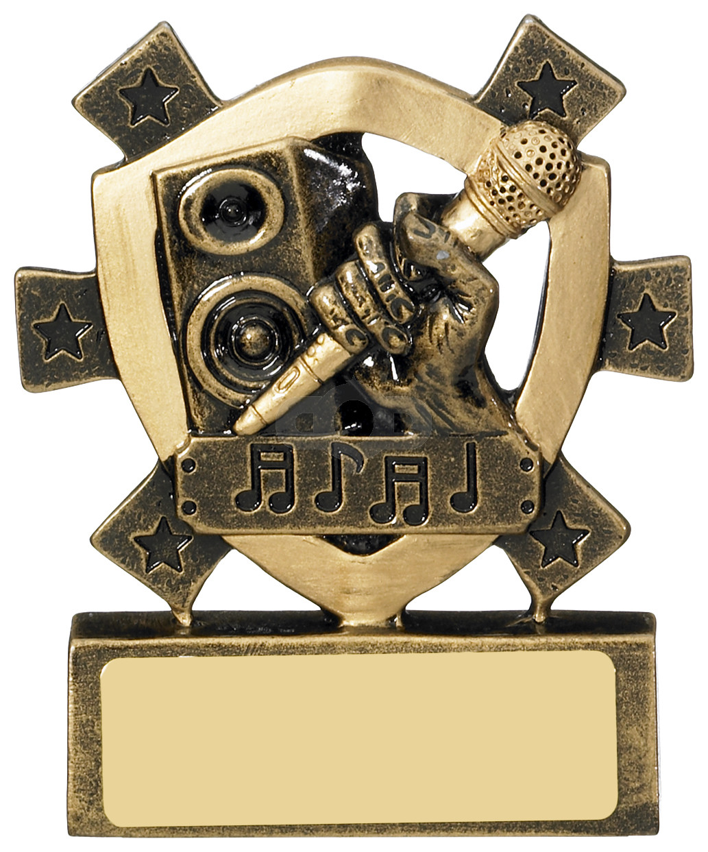 Karaoke Mini Shield
