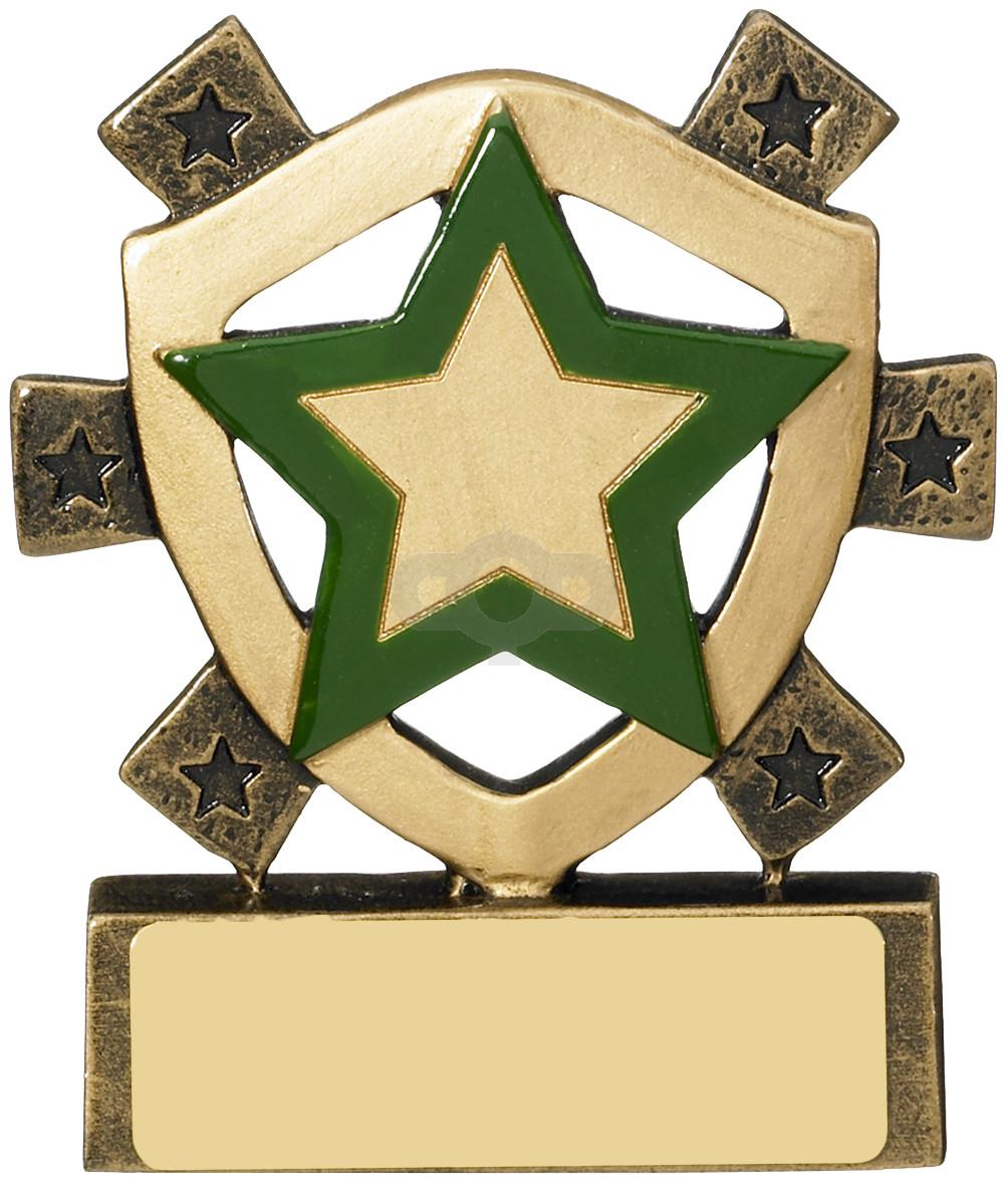 Green Star Mini Shield Award