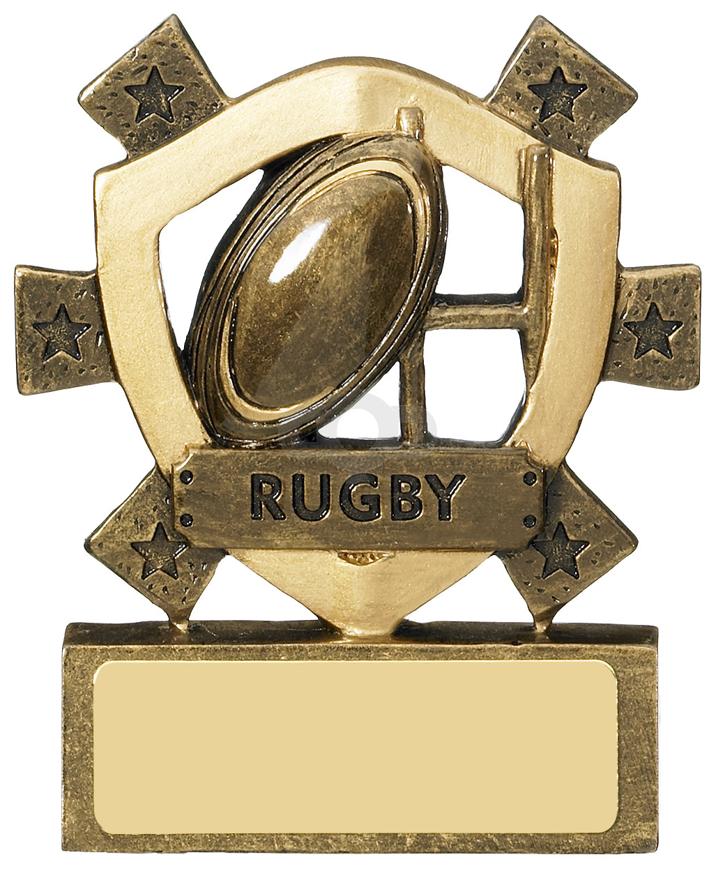 Rugby Mini Shield