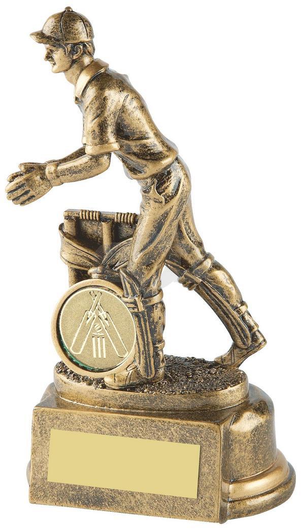 Wicket Keeper Cricket Trophy