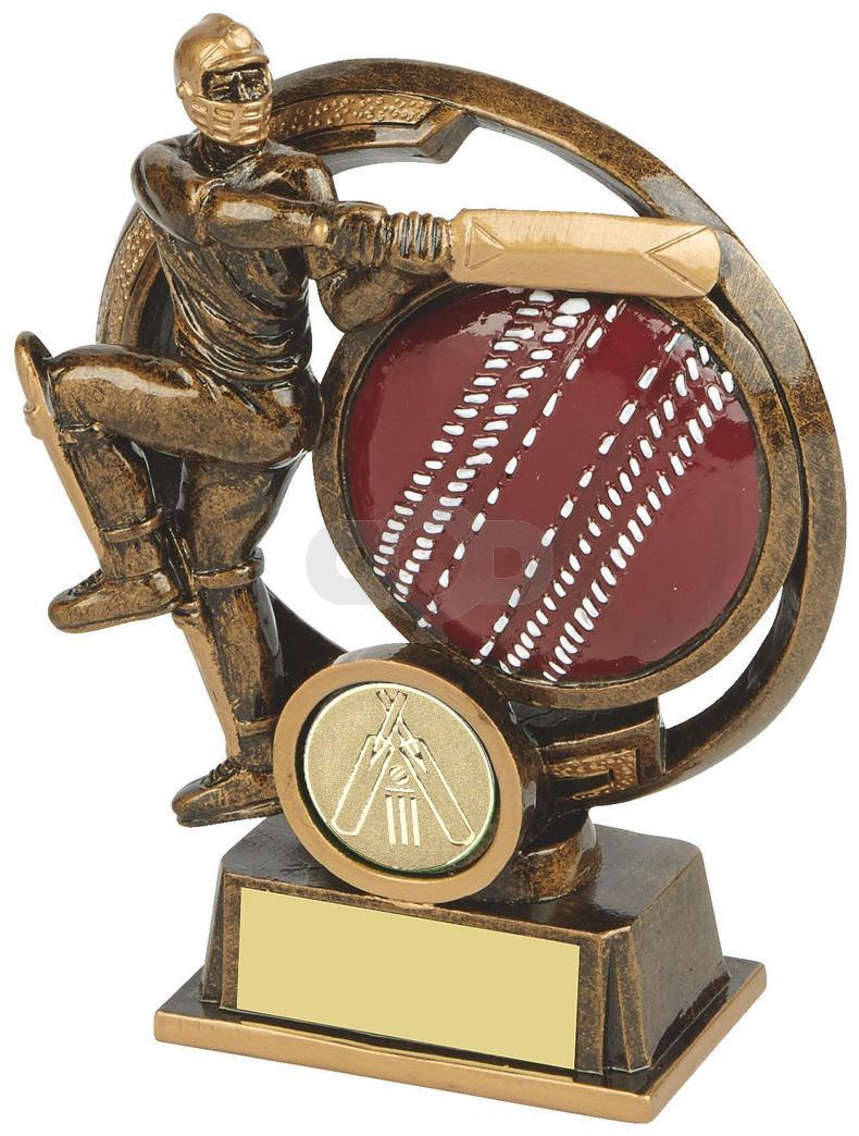 Resin Cricket Batsman Award