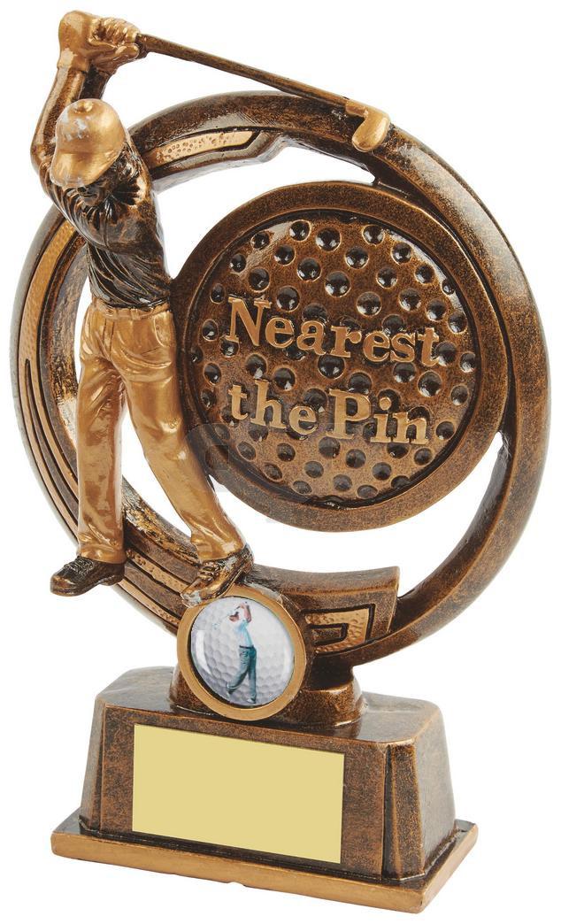 Men's Golf Award for Nearest the Pin