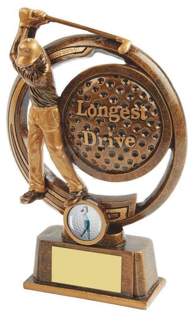 Men's Golf Award for Longest Drive