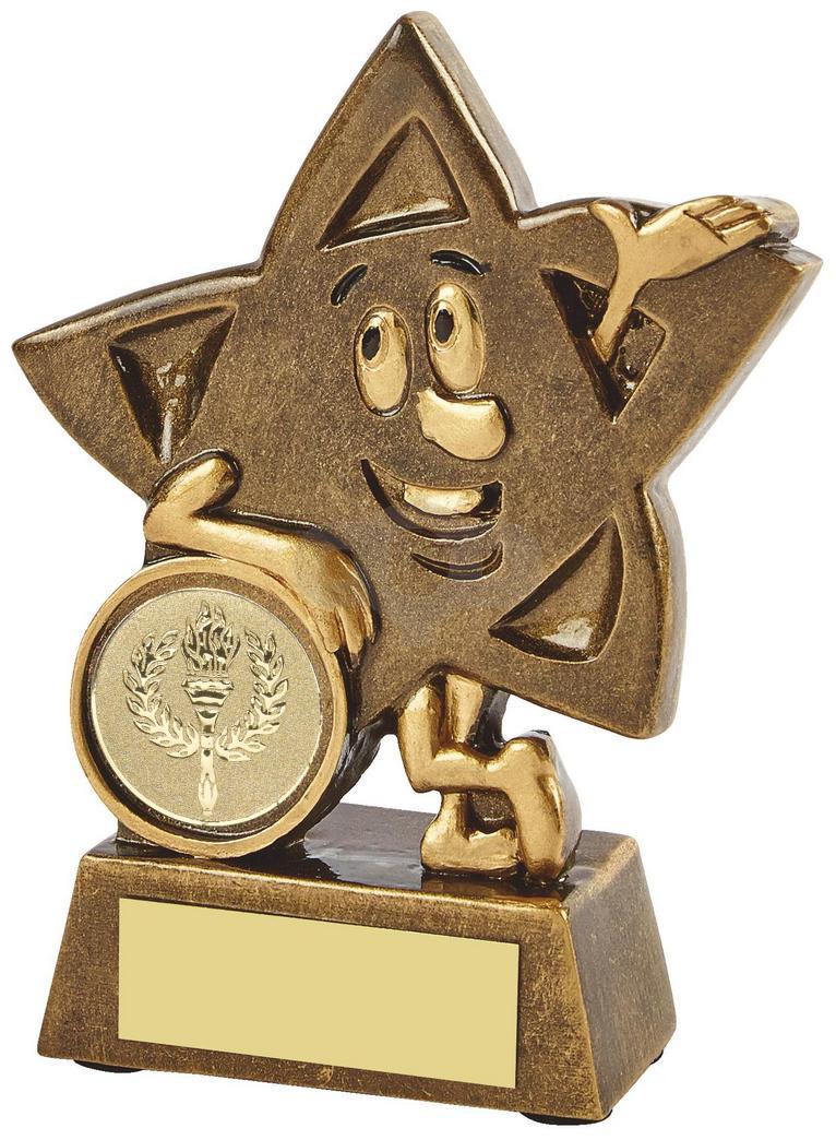 Resin Star Character Award