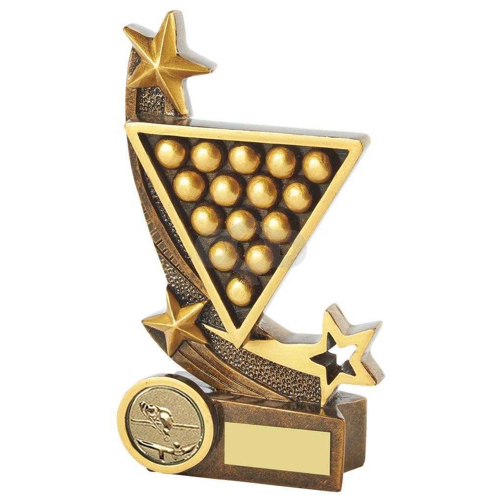 Resin Snooker Award
