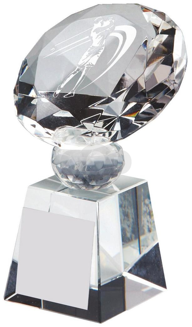 Crystal Diamond Award for Ladies' Golf