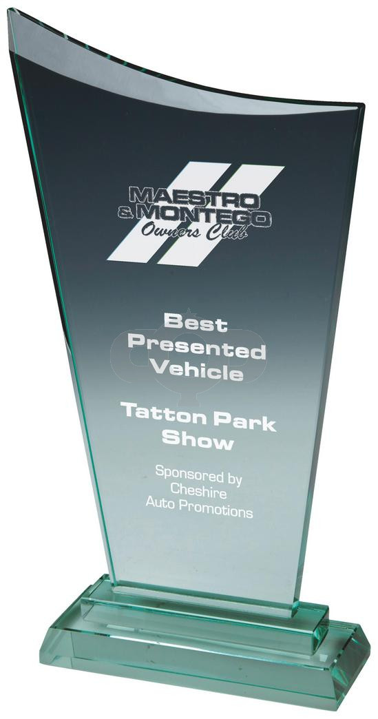 Jade Glass Arc Award