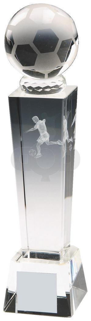 Crystal Column Men's Football Award