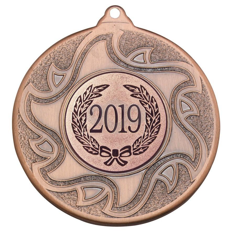 50mm 2019 Bronze Medal