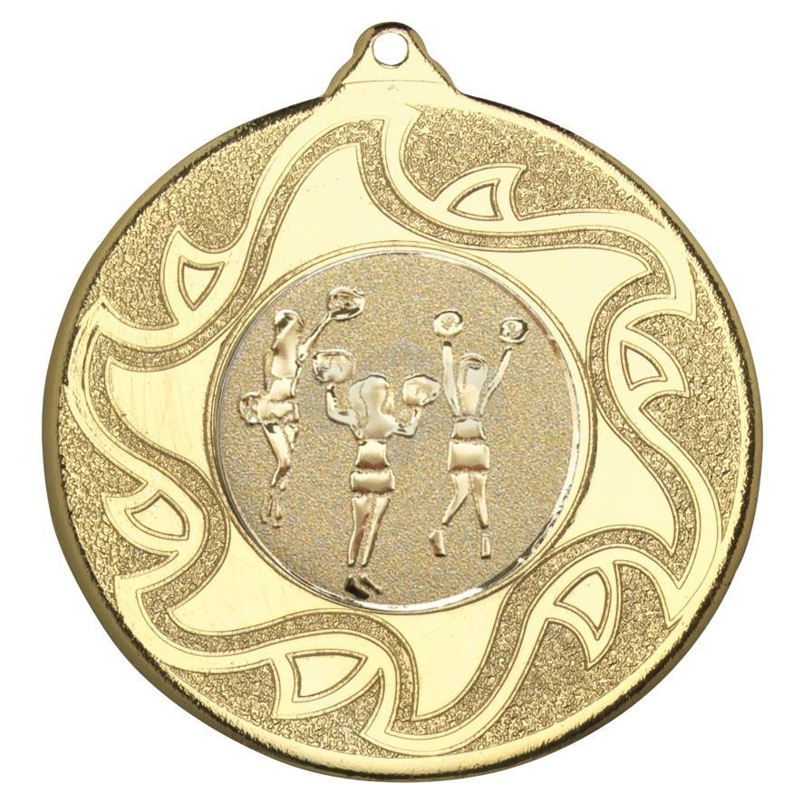 50mm Cheerleaders Medal