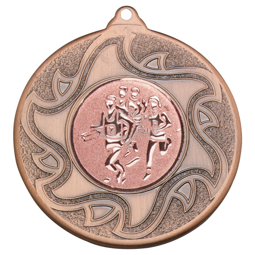 50mm Triathlon Bronze Medal
