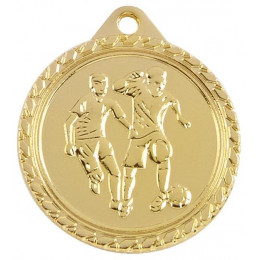 32mm Men's Football Medal