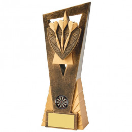Antique Gold Darts Edge Award