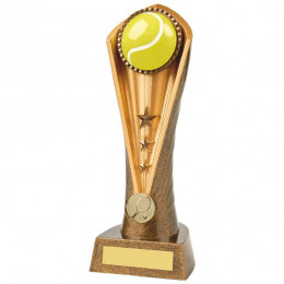 Antique Gold Tennis Cobra Award