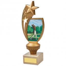 Colour Male Golf Star Holder Award