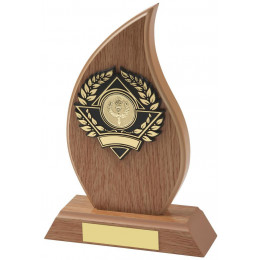 Light Wood Effect Flame Award