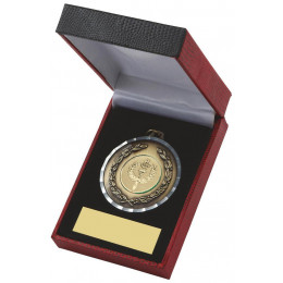 50mm Medal in Presentation Box