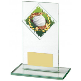 Jade Glass Longest Drive Golf Award