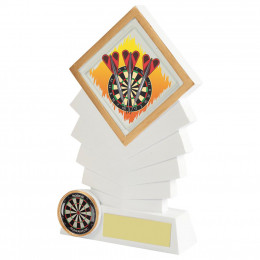 Resin Diamond Darts Award