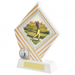 Resin Diamond Golf Award