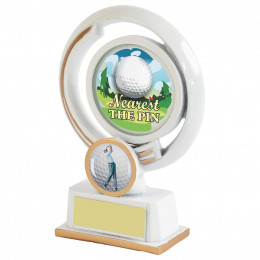 Resin Golf Nearest the Pin Award