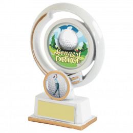 Resin Golf Longest Drive Award