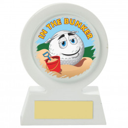 Resin Golf Collectable - Bunker