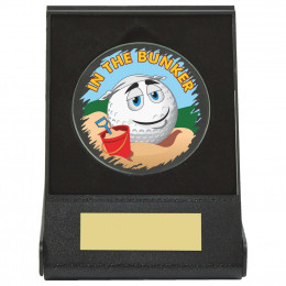 Black Case Golf Collectable - Bunker