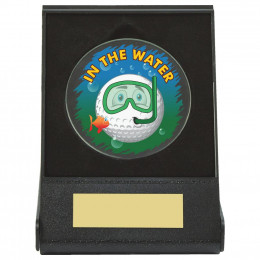 Black Case Golf Collectable - Water