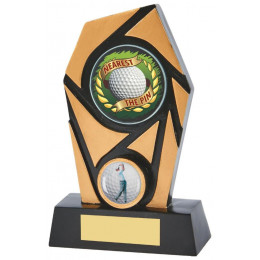 Nearest the Pin Resin Trophy