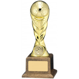 Football Boot Ball Trophy