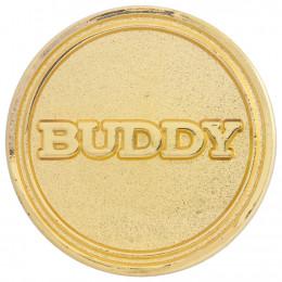 Buddy Round Badge