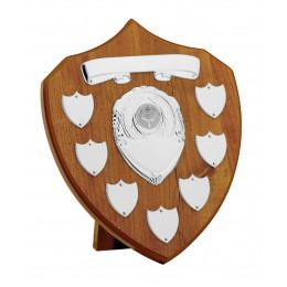 Maple 7 Year Presentation Shield