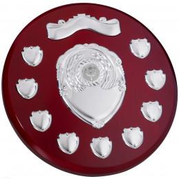 Rosewood Round 9 Year Presentation Shield