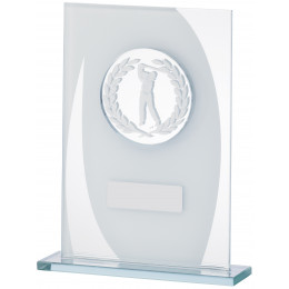 Male Golf Glass Award